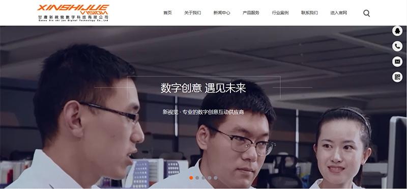 视频风格—甘肃新视觉数字科技有限公司